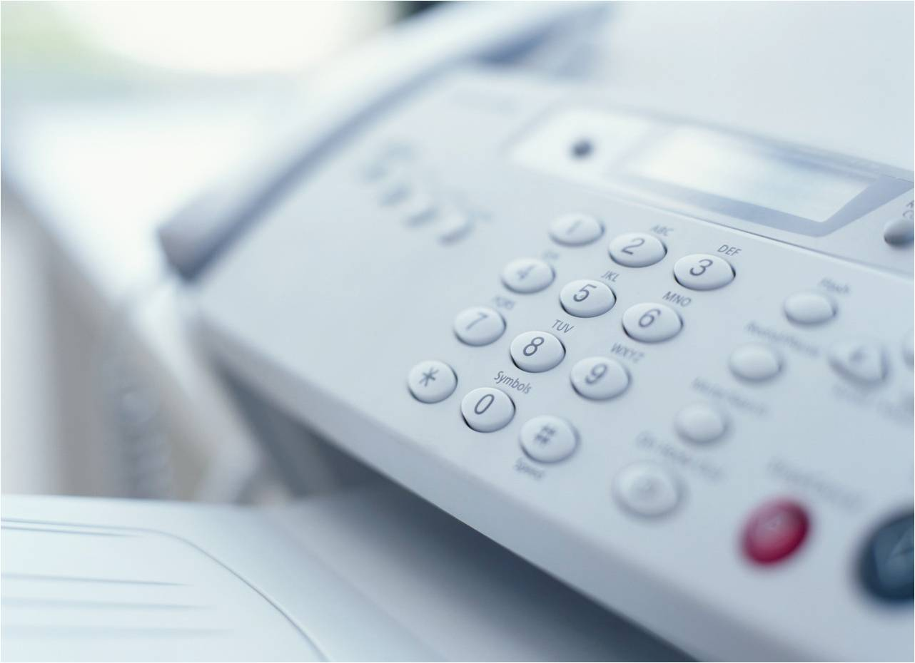 fax machine service near me