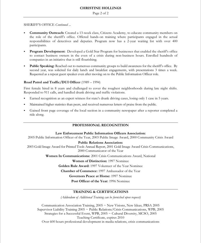 pr manager resume sample - Sample Public Relations Manager Resume