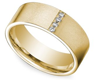 gold mens wedding rings - Wedding Rings Gold