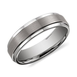platinum mens wedding rings - Grooms Wedding Ring