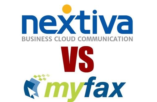 nextiva vs myfax