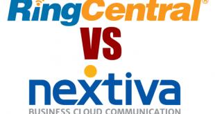 R ingcentral vs Nextiva