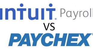 Intuit Online Payroll vs Paychex