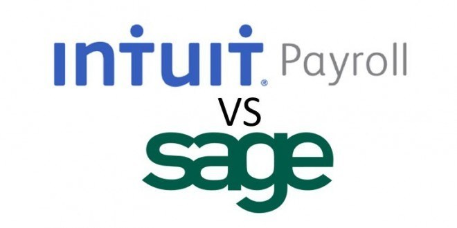 Intuit Online Payroll vs Sage