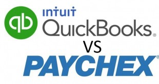 QuickBooks vs Paychex