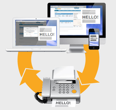 Send free faxes online or receive faxes by email for free