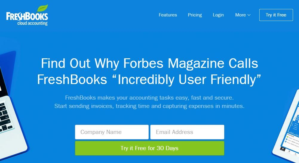 Freshbooks Free Trial