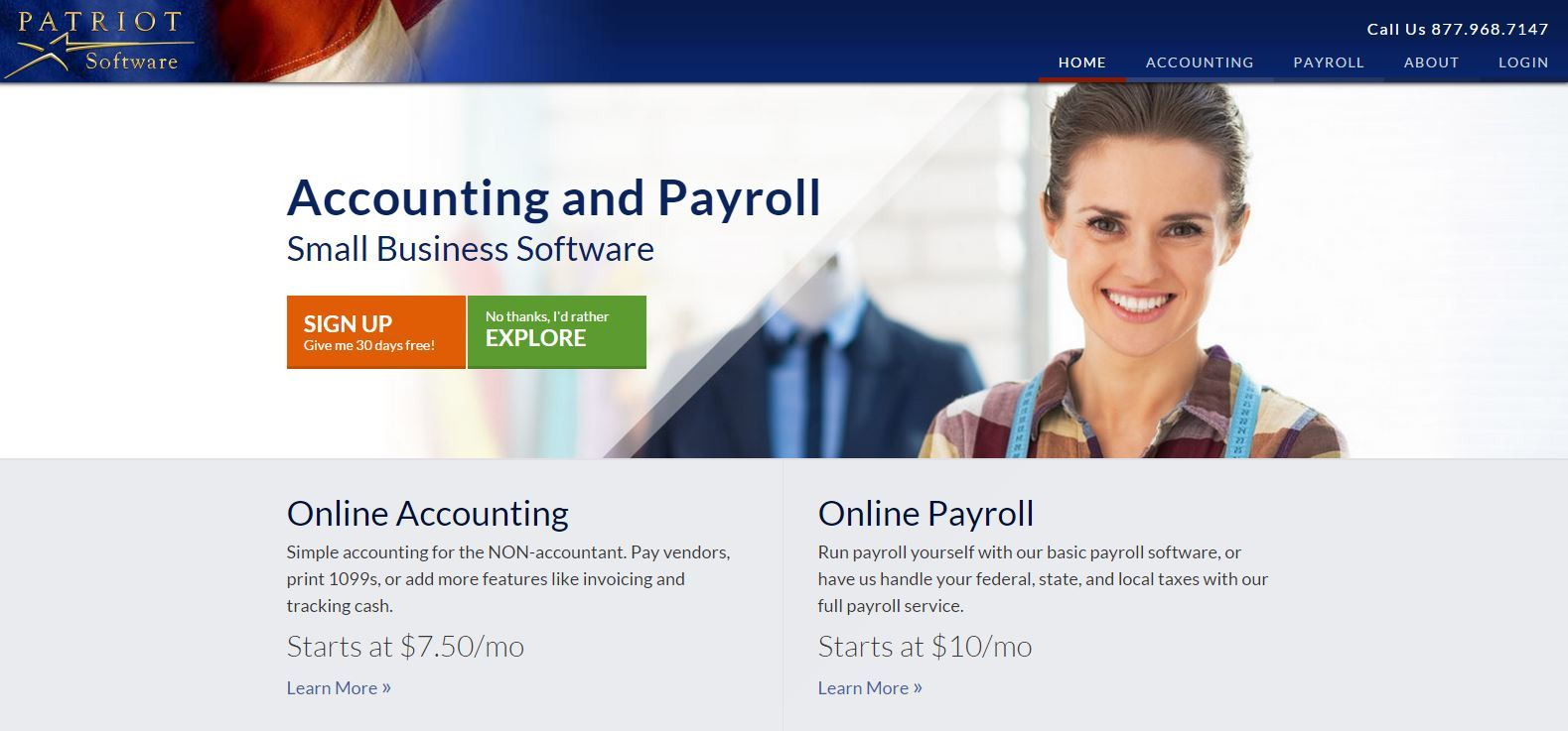 Patriot Software Free Trial